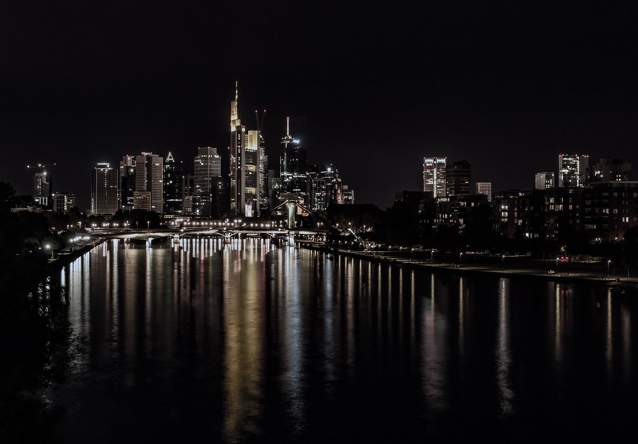 Frankfurt am Main - Nachtfotografie